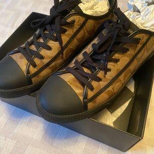 Coach Men shoes sz10.5